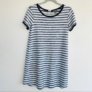 Market & Spruce Stitch Fix Striped T-shirt Dress